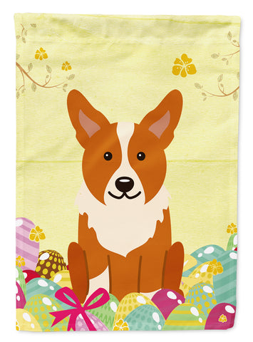 Buy this Easter Eggs Corgi Flag Garden Size BB6100GF