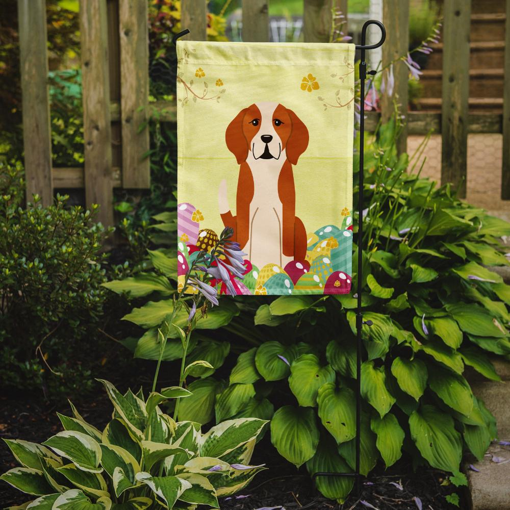 Easter Eggs English Foxhound Flag Garden Size BB6110GF by Caroline's Treasures