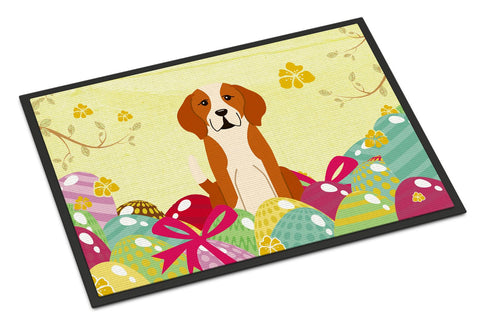 Buy this Easter Eggs English Foxhound Indoor or Outdoor Mat 24x36 BB6110JMAT