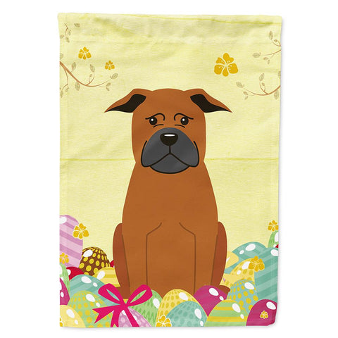 Buy this Easter Eggs Chinese Chongqing Dog Flag Garden Size BB6111GF