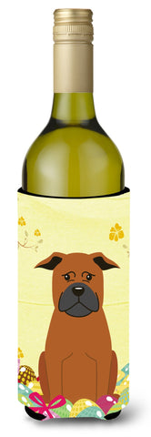 Buy this Easter Eggs Chinese Chongqing Dog Wine Bottle Beverge Insulator Hugger BB6111LITERK