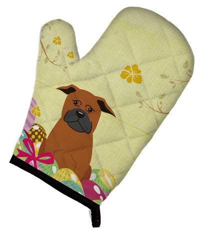 Buy this Easter Eggs Chinese Chongqing Dog Oven Mitt BB6111OVMT