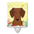 Buy this Easter Eggs Dachshund Red Brown Ceramic Night Light BB6130CNL