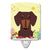 Buy this Easter Eggs Dachshund Chocolate Ceramic Night Light BB6131CNL