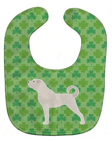 Buy this Anatolian Shepherd Shamrocks  Baby Bib BB6482BIB