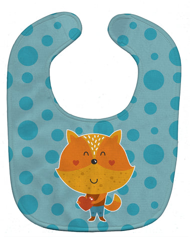 Buy this Polkadot Squirrel Baby Bib BB6729BIB
