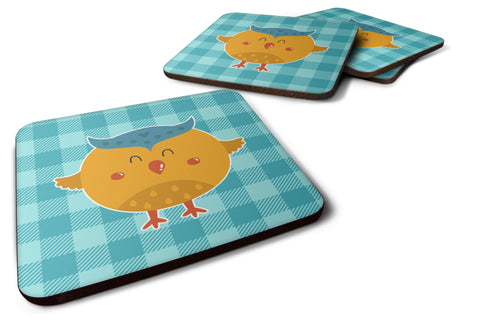 Buy this Wise Owl Foam Coaster Set of 4 BB6732FC