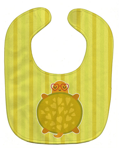 Buy this Turtle with Glasses Baby Bib BB6736BIB