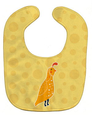 Buy this Partridge in Polkadots Baby Bib BB6739BIB