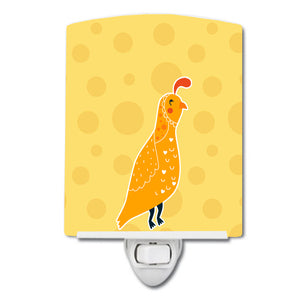 Buy this Partridge in Polkadots Ceramic Night Light BB6739CNL