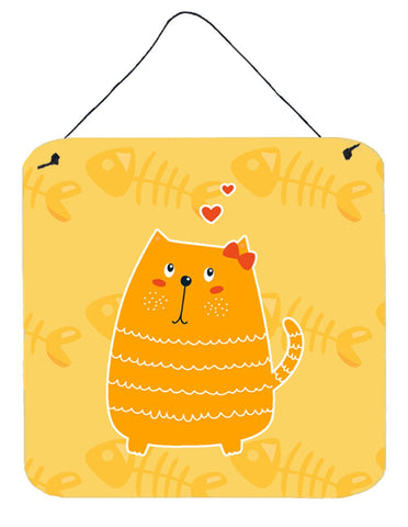 Buy this Fat Cat Love Wall or Door Hanging Prints BB6746DS66