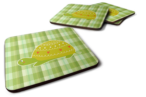 Buy this Turtle on the Move Foam Coaster Set of 4 BB6750FC