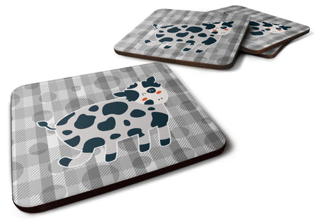 Buy this Cow Foam Coaster Set of 4 BB6764FC