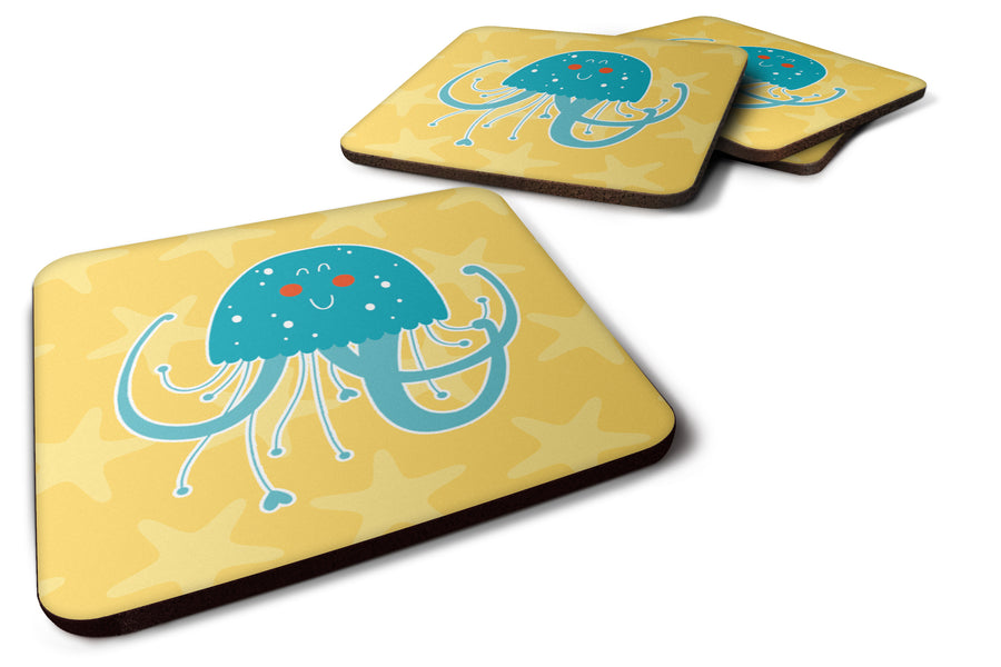 Buy this Jellyfish Foam Coaster Set of 4 BB6767FC