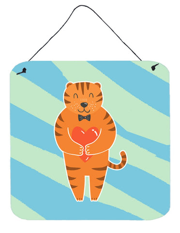 Buy this Tiger Wall or Door Hanging Prints BB6779DS66