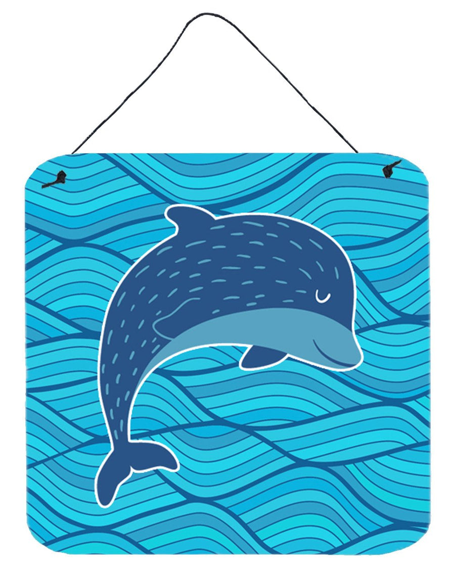 Buy this Dolphin Wall or Door Hanging Prints BB6781DS66