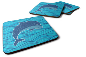 Buy this Dolphin Foam Coaster Set of 4 BB6781FC