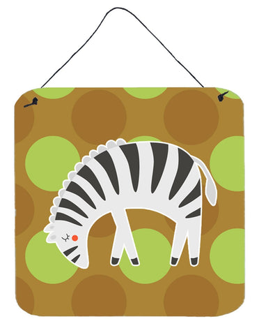 Buy this Zebra Wall or Door Hanging Prints BB6787DS66