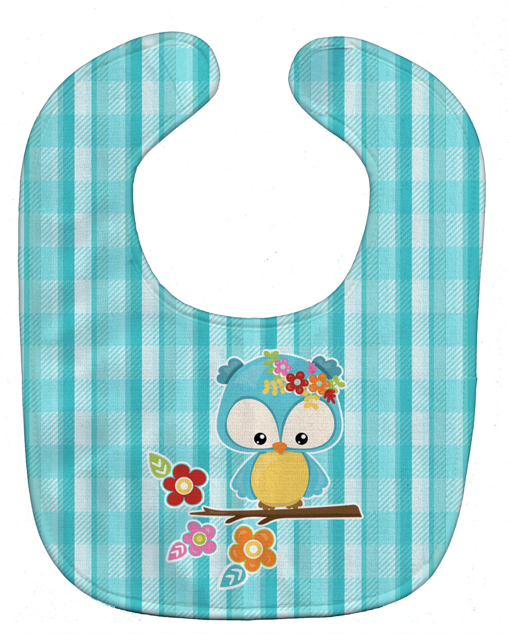 Blue Bird Baby Bib BB6795BIB by Caroline's Treasures