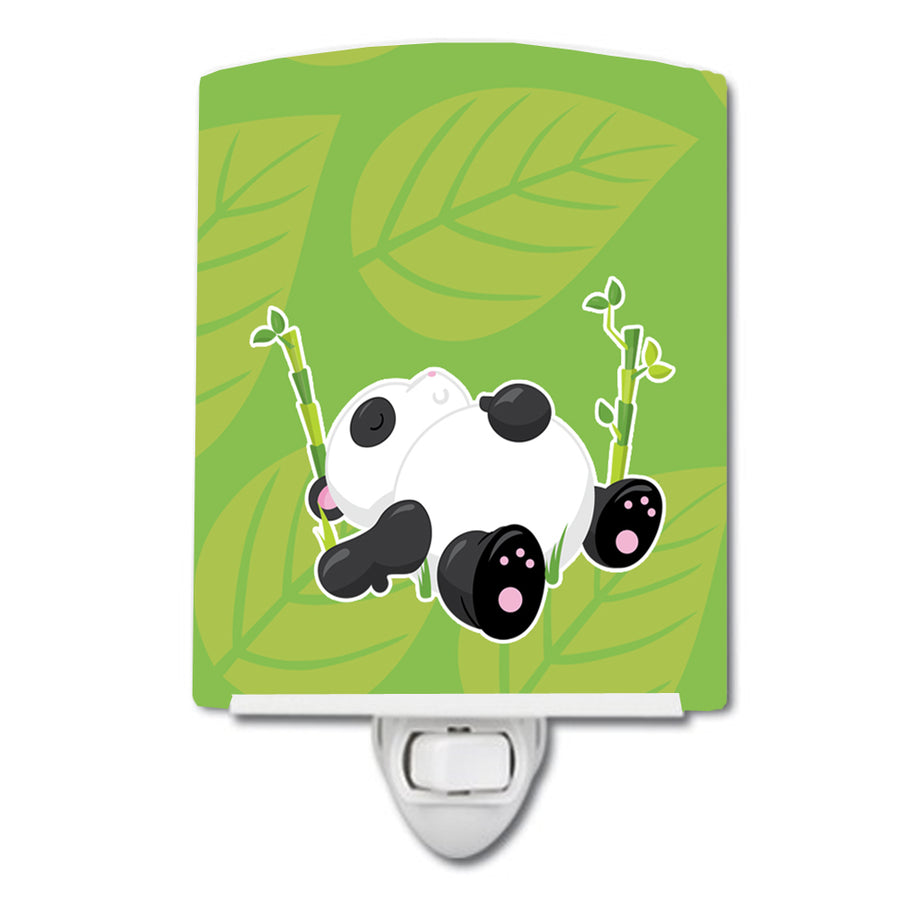 Buy this Passed Out Panda Ceramic Night Light BB6798CNL