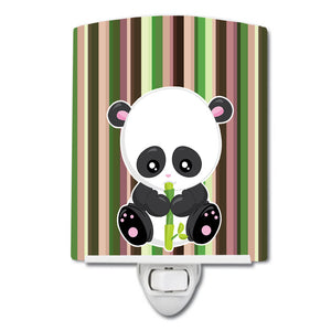 Buy this Bamboo Flute Panda Ceramic Night Light BB6803CNL