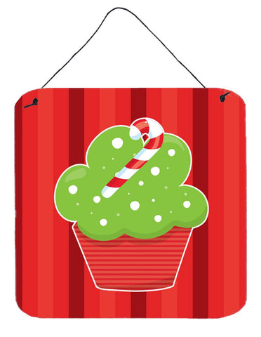 Buy this Christmas Cupcake Wall or Door Hanging Prints BB6814DS66