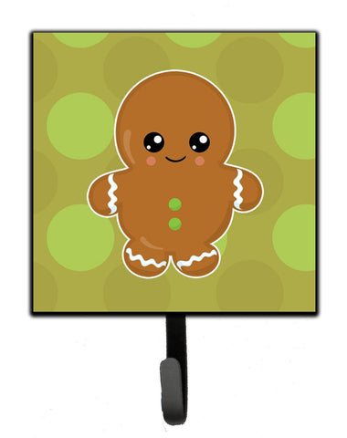 Buy this Christmas Gingerbread Man Leash or Key Holder BB6816SH4