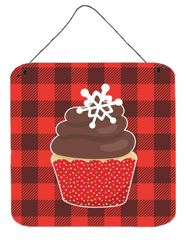 Buy this Christmas Cupcake Wall or Door Hanging Prints BB6817DS66