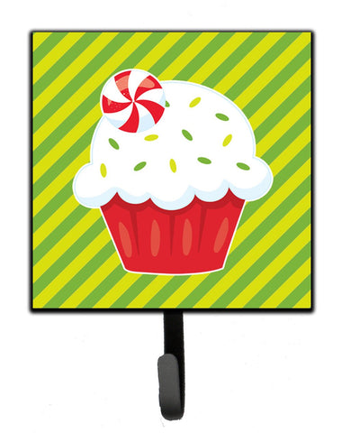 Buy this Christmas Pepermint Cupcake Leash or Key Holder BB6819SH4