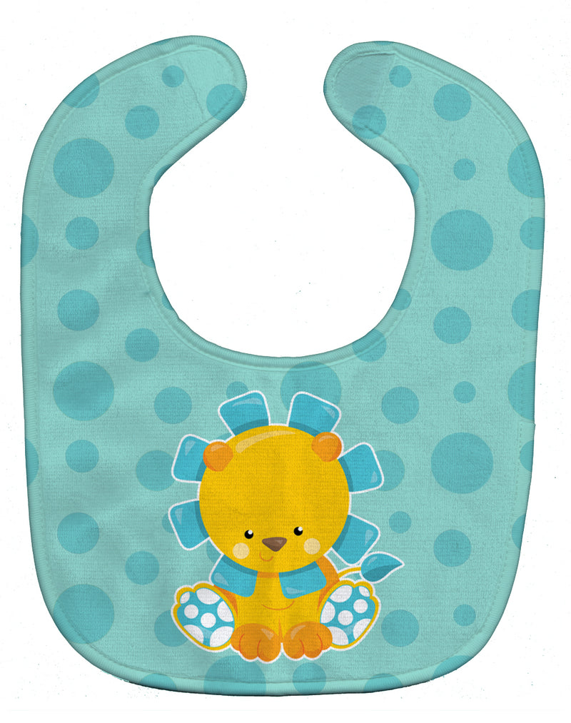 Buy this Boy Lion Baby Bib BB6823BIB