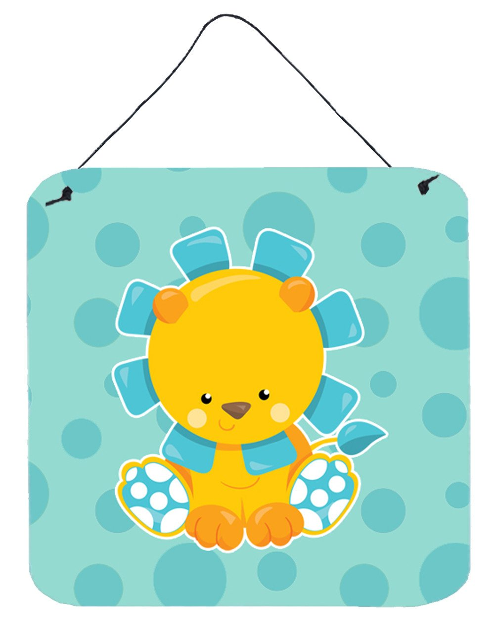 Buy this Boy Lion Wall or Door Hanging Prints BB6823DS66