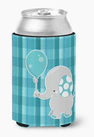 Buy this Elephant with Balloon Can or Bottle Hugger BB6835CC