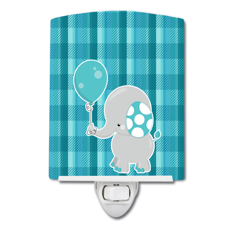 Buy this Elephant with Balloon Ceramic Night Light BB6835CNL