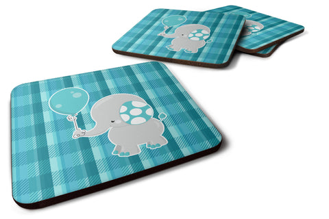 Buy this Elephant with Balloon Foam Coaster Set of 4 BB6835FC