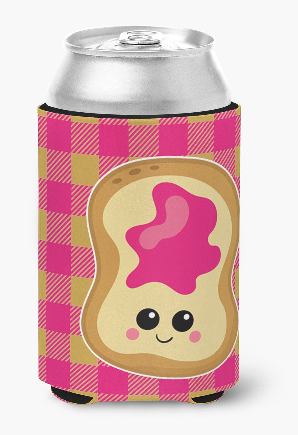Jelly Toast Can or Bottle Hugger BB6844CC by Caroline's Treasures