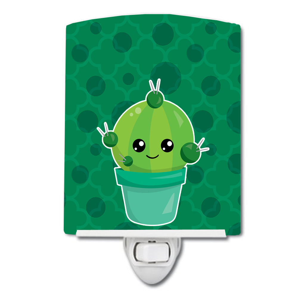 Buy this Cactus Polkadots Ceramic Night Light BB6850CNL