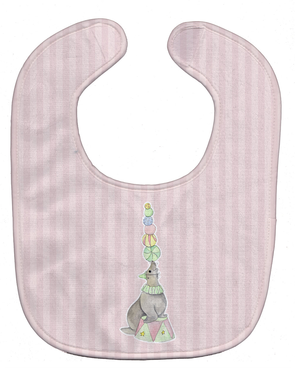 Circus Seal Baby Bib BB6858BIB by Caroline's Treasures