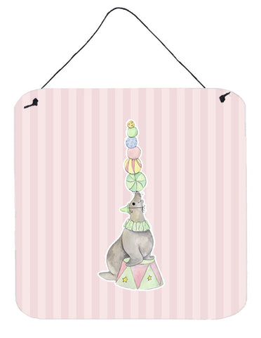 Buy this Circus Seal Wall or Door Hanging Prints BB6858DS66