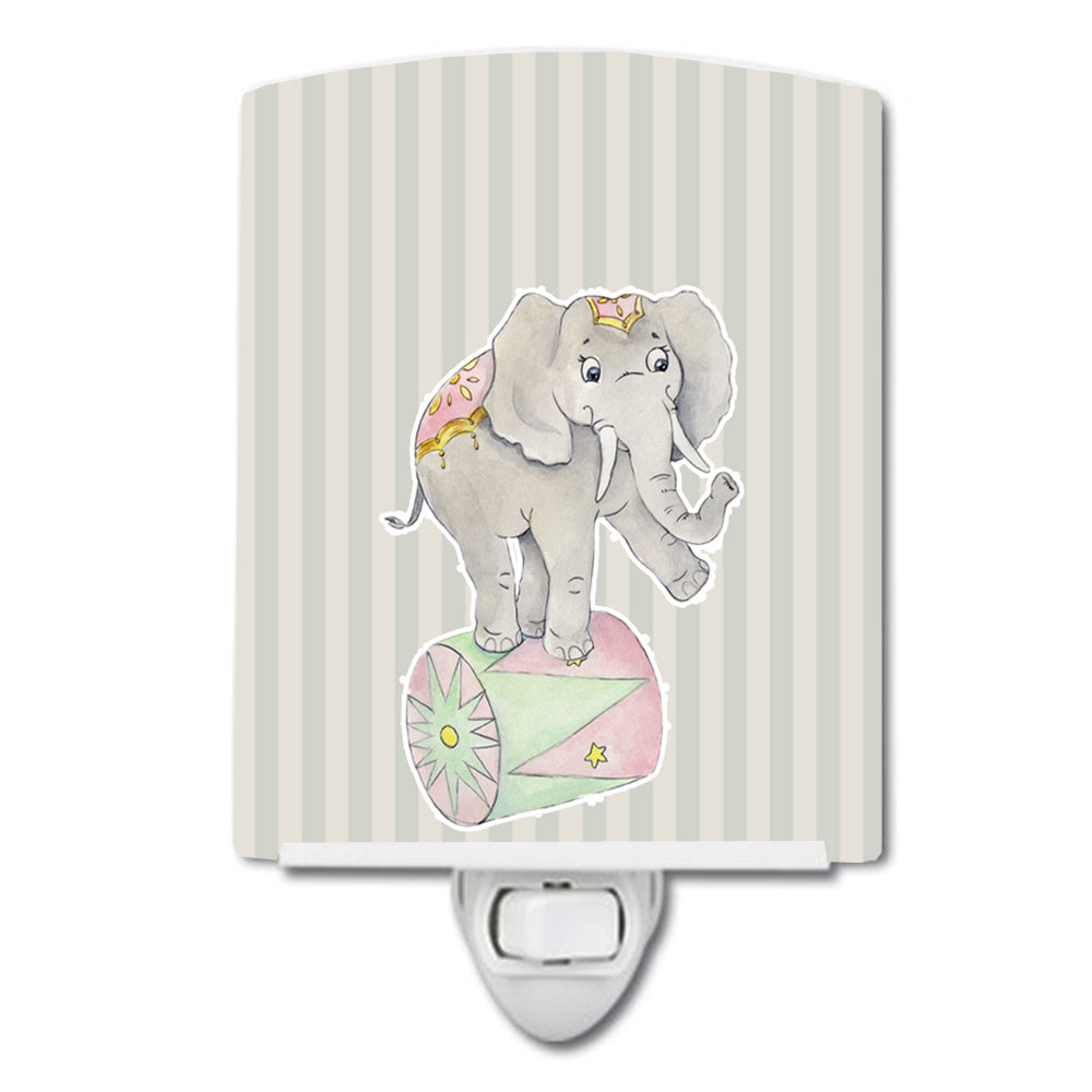 Buy this Circus Elephant Ceramic Night Light BB6859CNL