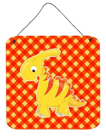 Buy this Parasaurolophus Dinosaur Wall or Door Hanging Prints BB6893DS66