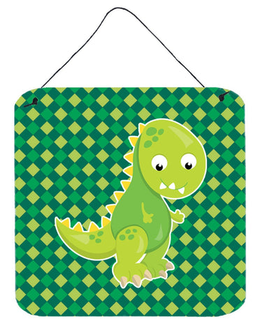 Buy this Iguanodon Dinosaur Wall or Door Hanging Prints BB6895DS66