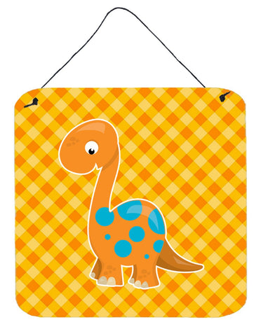 Buy this Brontosaurus Dinosaur Wall or Door Hanging Prints BB6896DS66