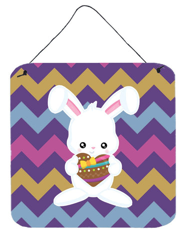 Buy this Easter Rabbit with Chocolate Heart Wall or Door Hanging Prints BB6901DS66