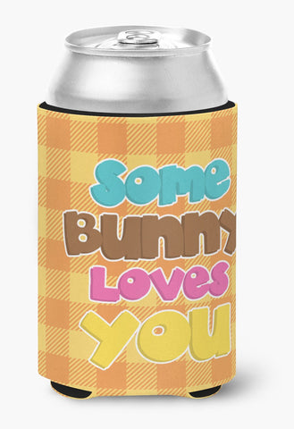 Buy this Easter Some Bunny Loves You Can or Bottle Hugger BB6902CC