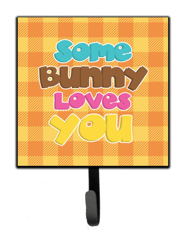 Buy this Easter Some Bunny Loves You Leash or Key Holder BB6902SH4