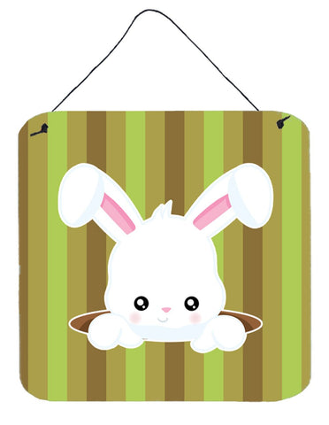 Buy this Easter Rabbit Hole Wall or Door Hanging Prints BB6904DS66