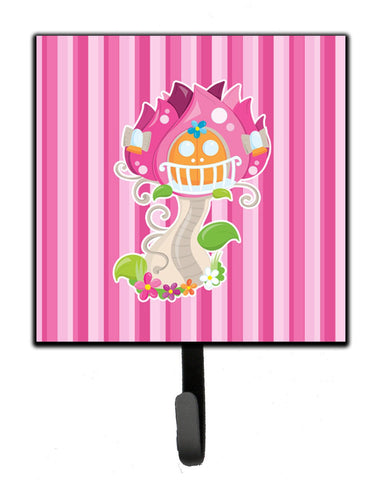 Buy this Fairy House Pink Stripes Leash or Key Holder BB6907SH4