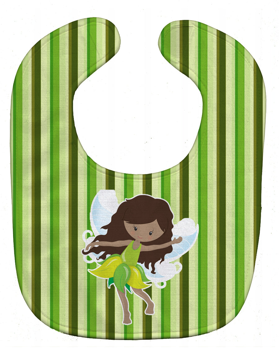 Buy this Fairy Green Stripes Baby Bib BB6912BIB