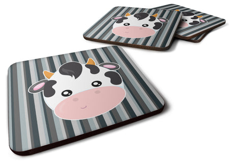 Buy this Cow Face Foam Coaster Set of 4 BB6926FC