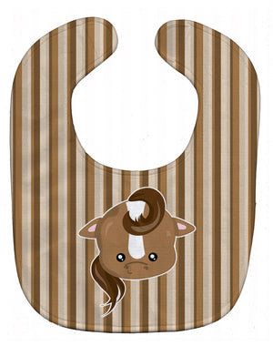 Buy this Horse Face Baby Bib